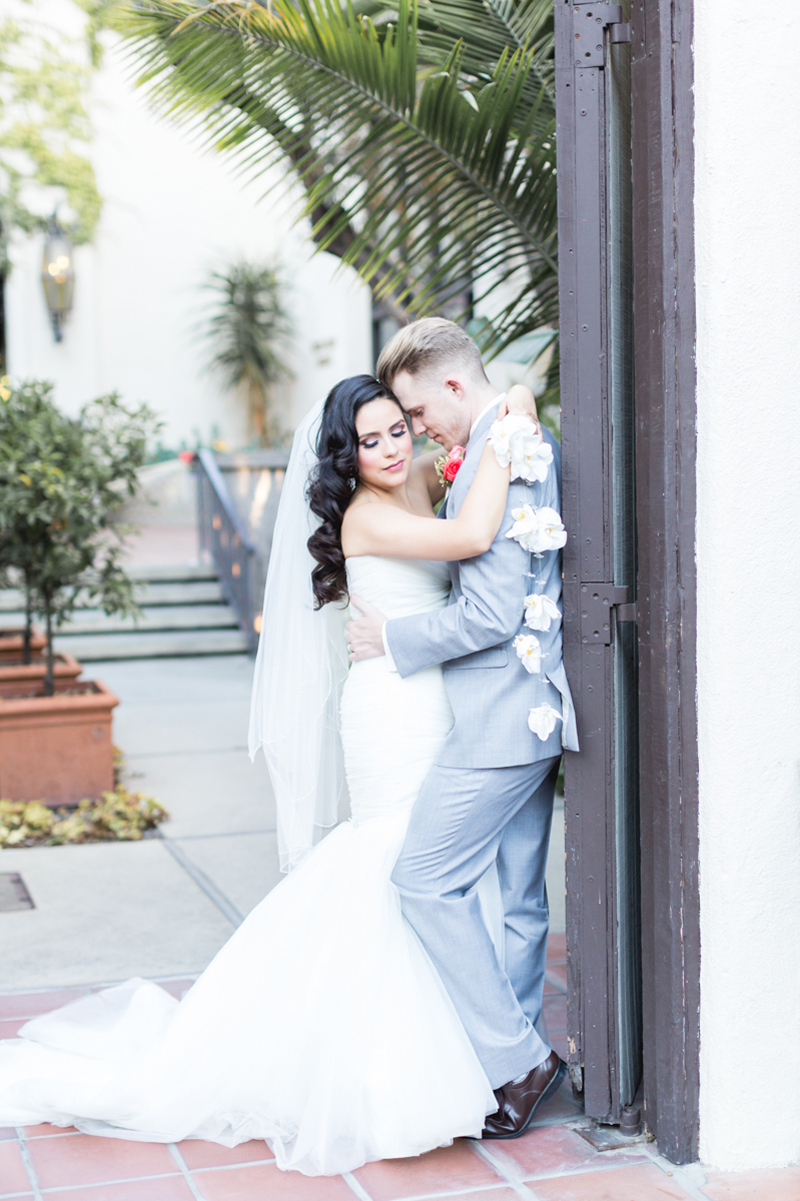 Beautiful Los Angeles River Center And Gardens Wedding Michelle And Matthew Married