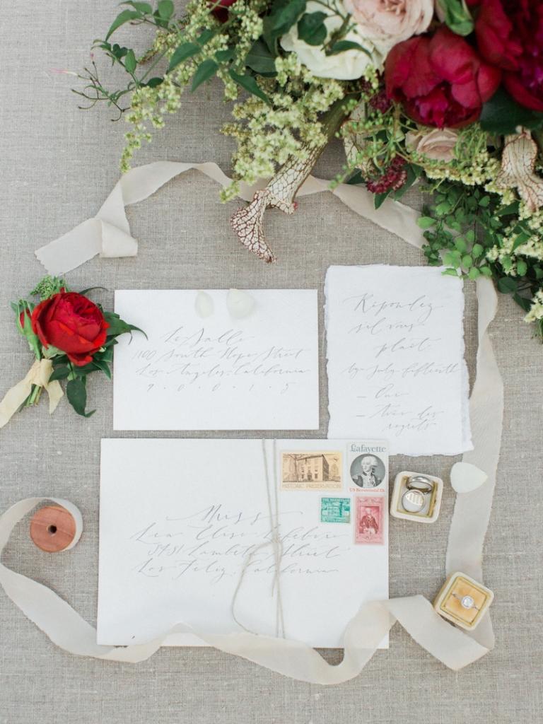 Greystone Mansion Wedding Inspiration | French Inspired | Los ...