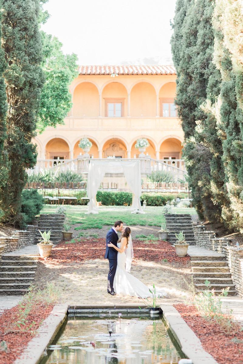 Villa Del Sol D Oro Wedding Karen And Matt