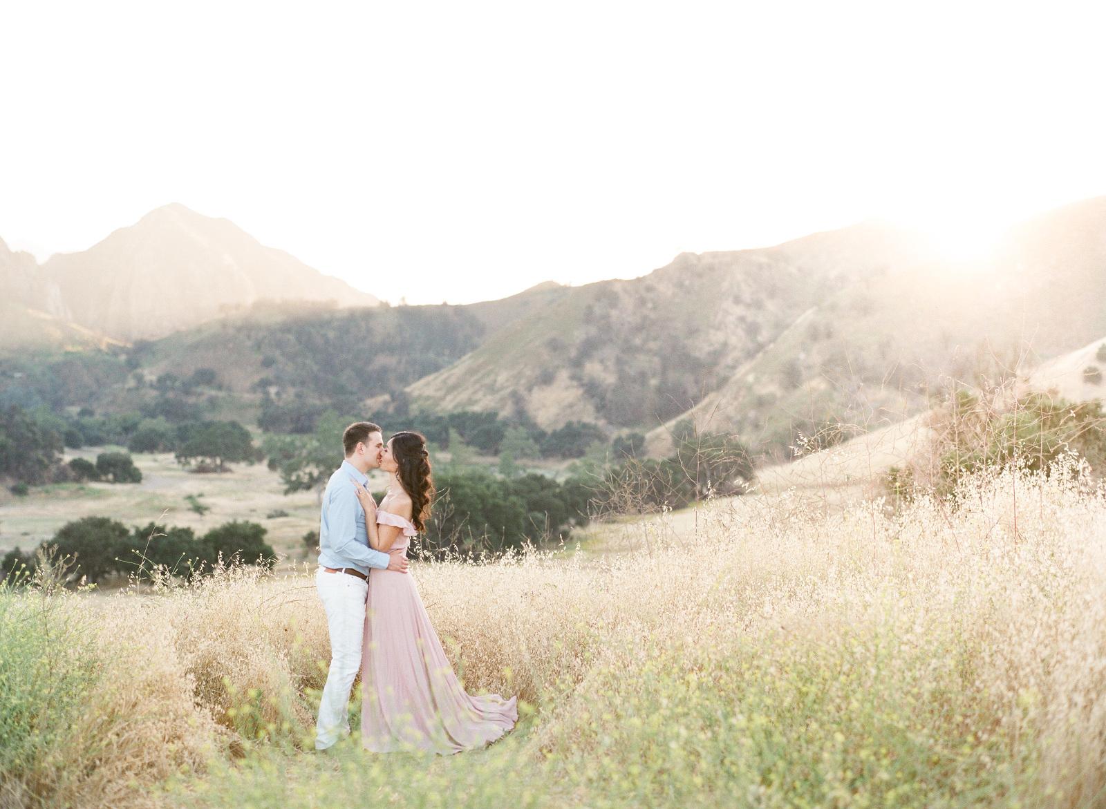 Malibu Engagement Photos
